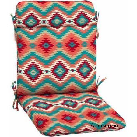 Southwest style porch cushions