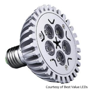 LED spotlight bulb
