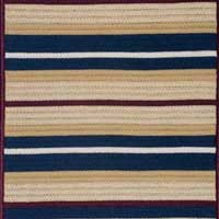 Square outdoor rug
