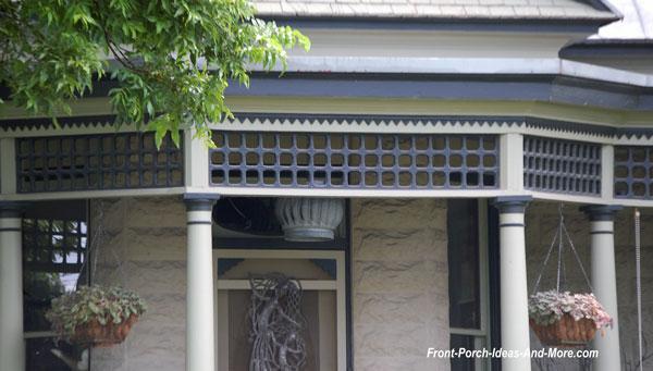 Exterior House Trim Ideas Outdoor House Trim Brackets