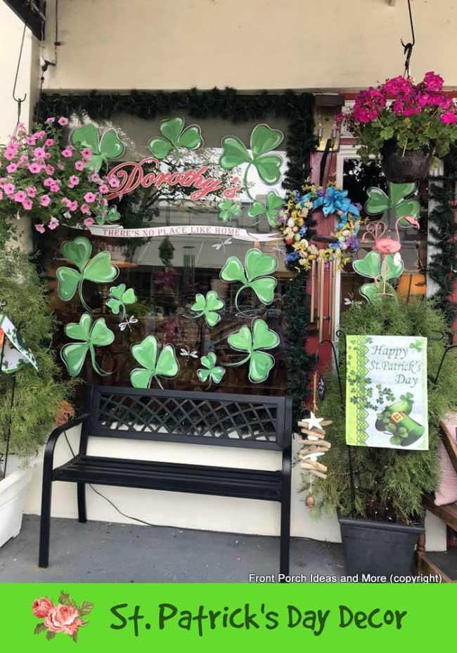 St Patricks' Day collage