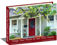 Cover of ebook Staging Your Porch To Sell Your Home