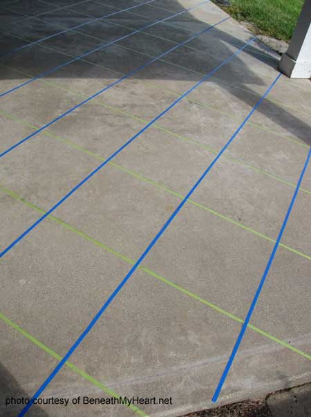 Staining Concrete Floors Stain Sealer Etching