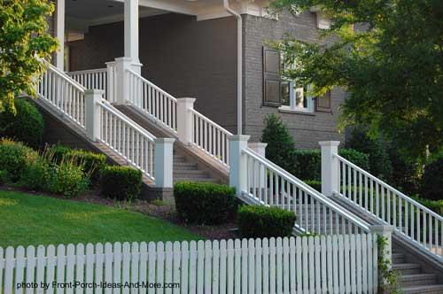 Stair Hand Rails | Porch Hand Rails | Deck Hand Rails