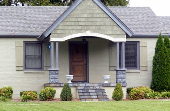 Porch Roof Designs Front Porch Designs