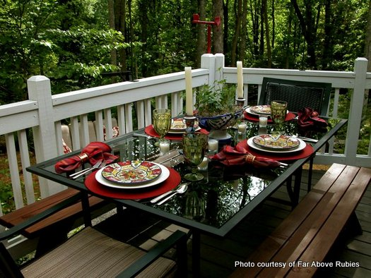 Anit's beautiful outdoor spaces