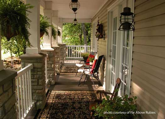 We - Patio Decorating Tips For Summer've picked 20 summer time ideas