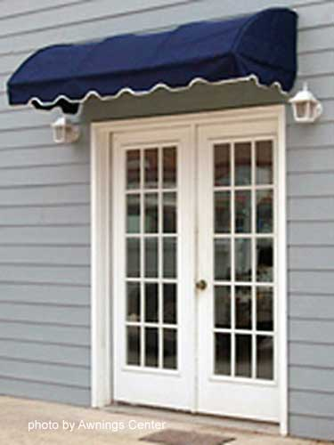 Sunbrella Porch awnings