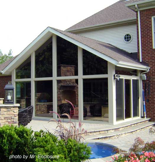 Image sun room porch ideas download Solarium designs