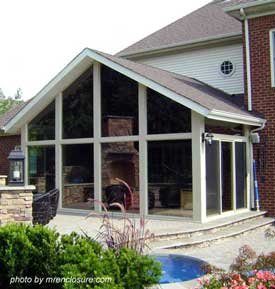Building a Plan for a Sunroom | eHow.com