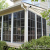 sunroom by DIY ezebreeze