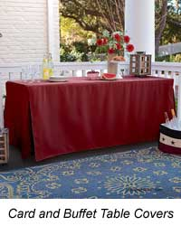 table covers for porch
