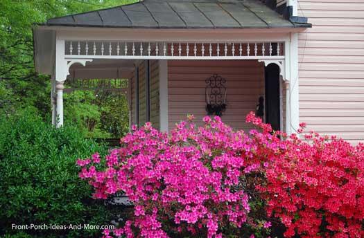 Tarboro NC Front Porch