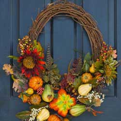 Outdoor Fall Decorating Ideas For Your