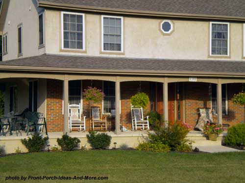 Tiffin ohio front porch ideas front porch pictures Open porches