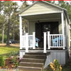 tiny house design with great front porch
