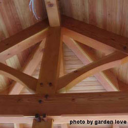 beautiful tongue and groove porch ceiling