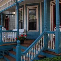 Cape May NJ porches