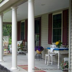 Tricia's front porch addition