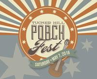 tucker hill  porchfest logo
