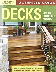 ultimate deck design and build book