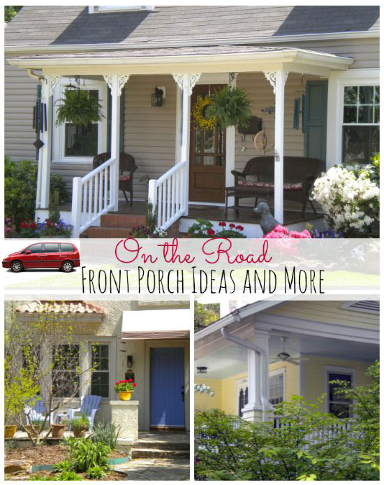 On the road with Front Porch Ideas and More