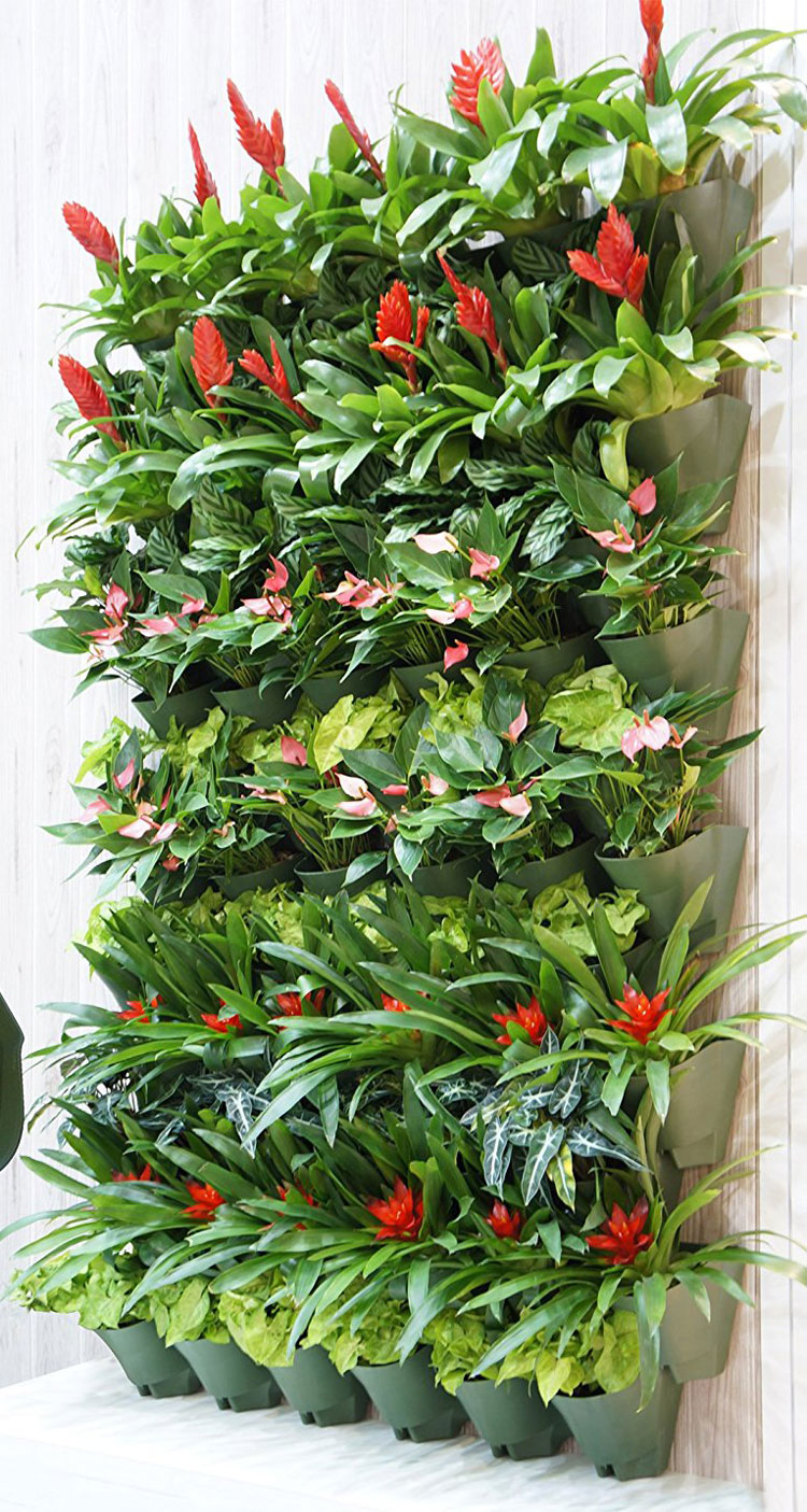 Worth Self Watering Vertical Garden Planter Available At Amazon.com