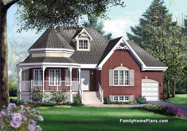 victorian home plan 49549