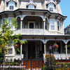 beautiful victorian front porch