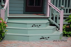 Victorian Porch Flooring