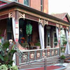 deborah's Victorian porch renovation