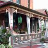 deborah's Victorian porch renovation