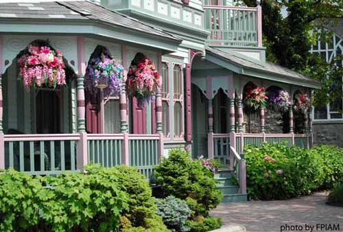 victorian porches