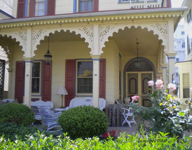 Cape May NJ Victorian home