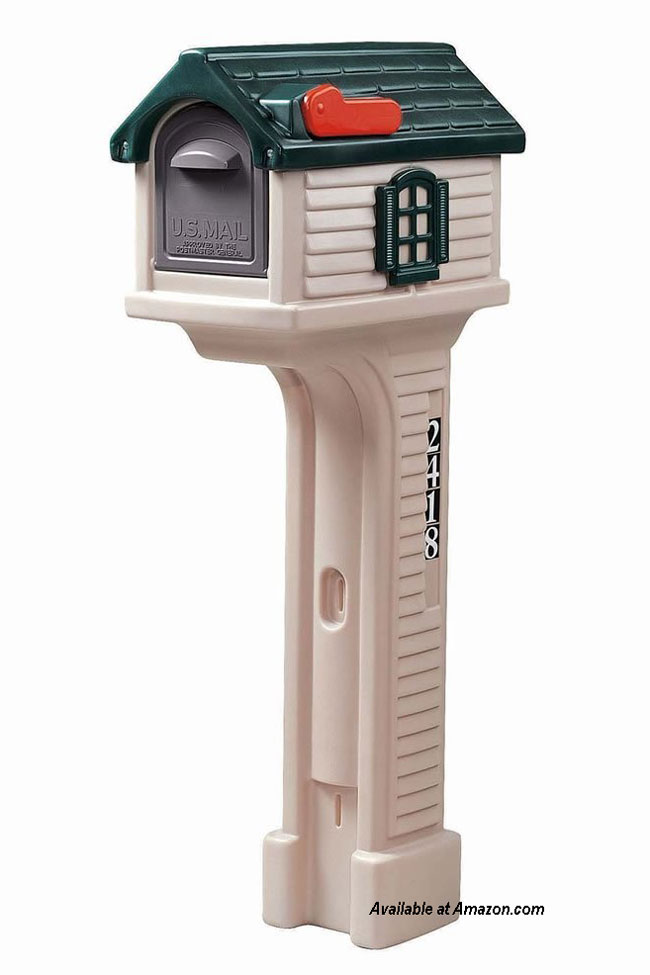 village mailbox from amazon.com