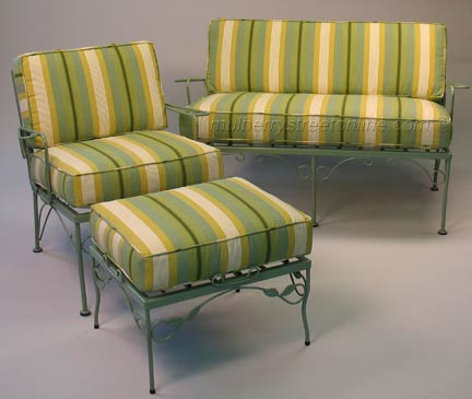 - Vintage Metal Furniture Vintage Porch Furniture