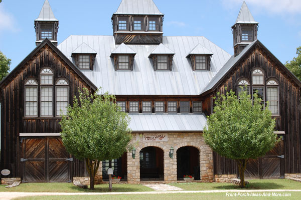 Vintage Woodworks Corporate Headquarters in Fredericksburg Texas