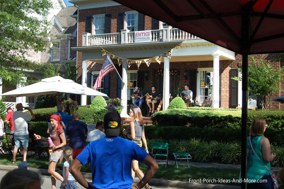 westhaven franklin tennessee porchfest 2015