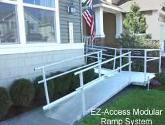 EZ-Access Modular Ramp System