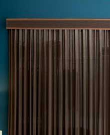 Woven Wood Drapes