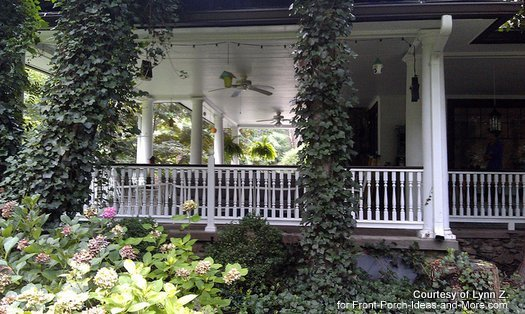 An amazing porch