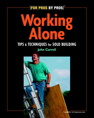 cover of working alone book