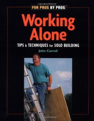 working alone construction book