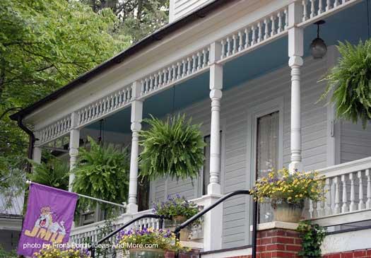 porch in Abingdon VA