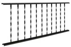 Aluminum Stair Hand Rails