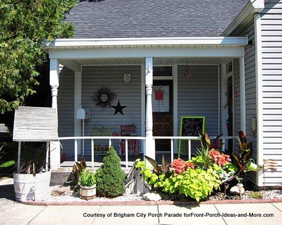 brigham city front porch parade grand prize winner