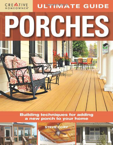 porch construction book