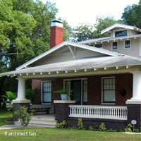 bungalow home style craftsman architecture
