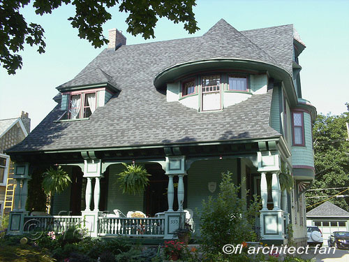 victorian style arts and crafts home