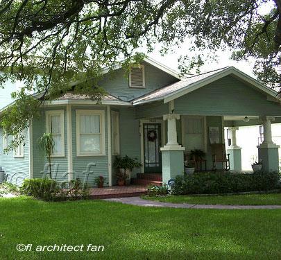 quaint bungalow design with an enchanting front porch